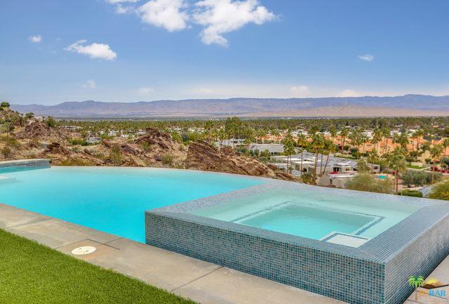 200 Ridge Mountain Drive, Palm Springs, CA 92264 (MLS #19419106PS) :: Brad Schmett Real Estate Group