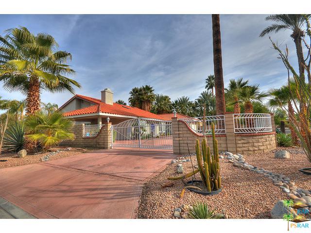 70672 Sunny Lane, Rancho Mirage, CA 92270 (MLS #19419854PS) :: Brad Schmett Real Estate Group
