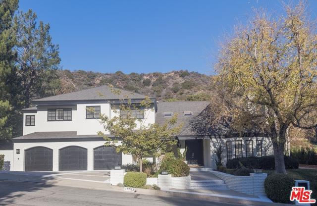 17753 Calle De Palermo, Pacific Palisades, CA 90272 (MLS #19422202) :: The John Jay Group - Bennion Deville Homes