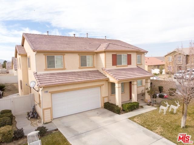 37805 Leo Circle, Palmdale, CA 93552 (MLS #19422802) :: The John Jay Group - Bennion Deville Homes