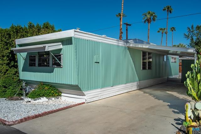 65 Nile Street, Palm Springs, CA 92264 (MLS #19423250PS) :: The John Jay Group - Bennion Deville Homes