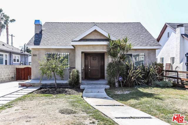 505 N Kingsley Drive, Los Angeles (City), CA 90004 (MLS #19424306) :: The Sandi Phillips Team