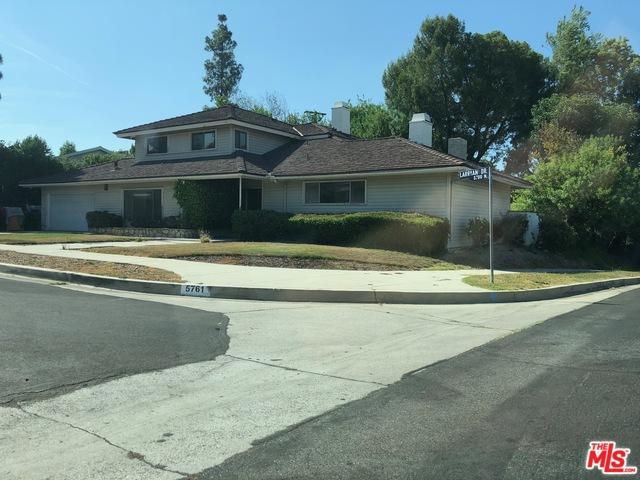 5761 Larryan Drive, Woodland Hills, CA 91367 (MLS #19424340) :: The Sandi Phillips Team