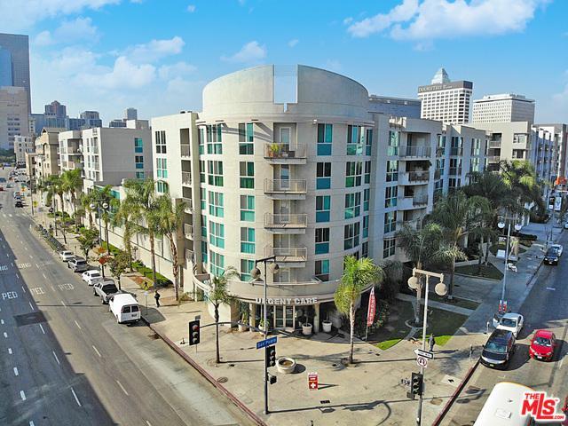 267 S San Pedro Street #504, Los Angeles (City), CA 90012 (MLS #19424644) :: The John Jay Group - Bennion Deville Homes