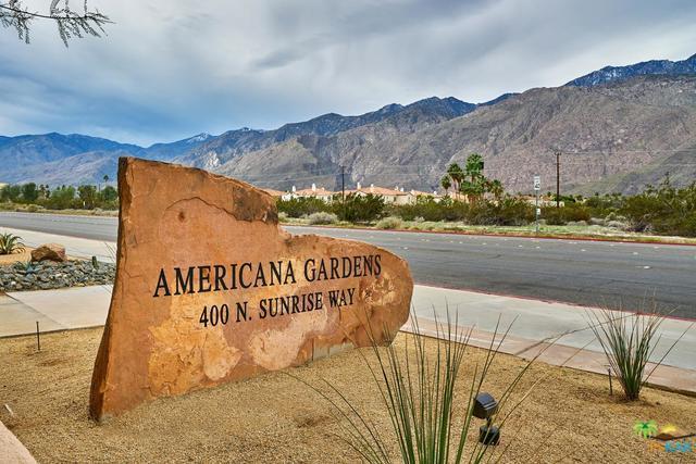 400 N Sunrise Way #247, Palm Springs, CA 92262 (MLS #19427754PS) :: Hacienda Group Inc