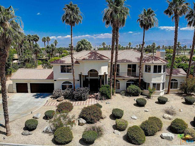 81900 Mountain View Lane, La Quinta, CA 92253 (MLS #19427942PS) :: The John Jay Group - Bennion Deville Homes