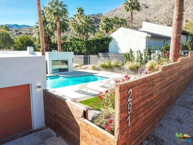 291 W Overlook Road, Palm Springs, CA 92264 (MLS #19428384PS) :: Brad Schmett Real Estate Group