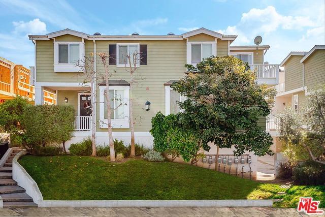 1208 Tennyson Street #7, Manhattan Beach, CA 90266 (MLS #19429742) :: Hacienda Group Inc