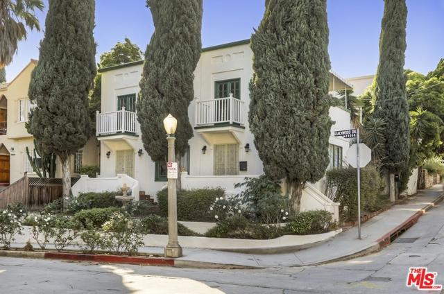 2331 N Beachwood Drive, Los Angeles (City), CA 90068 (MLS #19432420) :: Hacienda Group Inc