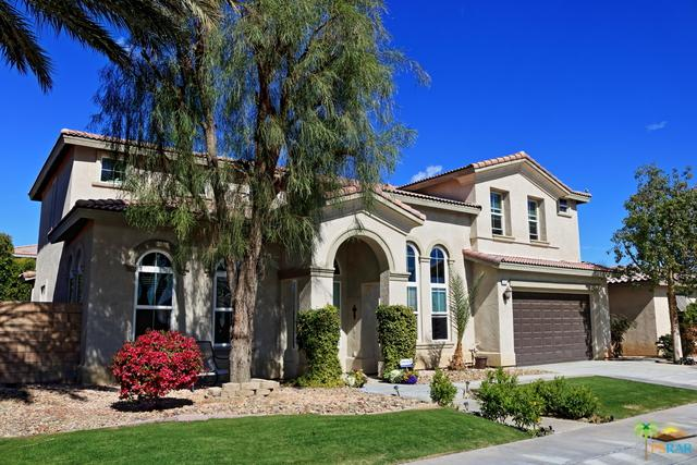 81800 Via Parco Drive, Indio, CA 92203 (MLS #19436924PS) :: Brad Schmett Real Estate Group