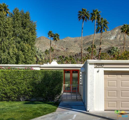 3440 E Bogert, Palm Springs, CA 92264 (MLS #19437556PS) :: Brad Schmett Real Estate Group