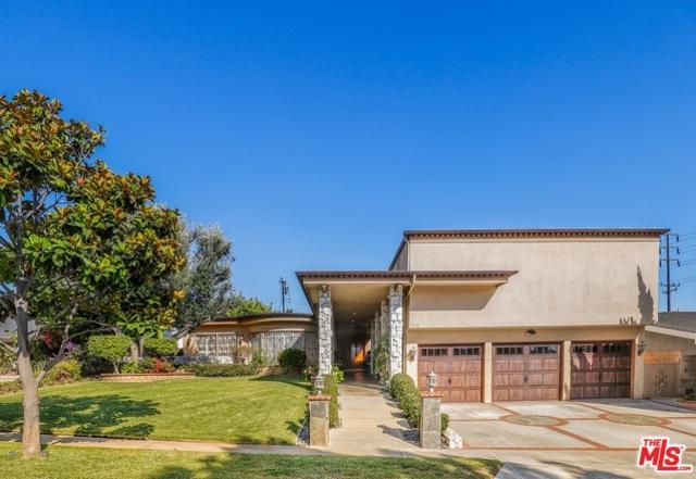 6736 Shenandoah Avenue, Los Angeles (City), CA 90056 (MLS #19439136) :: Hacienda Group Inc