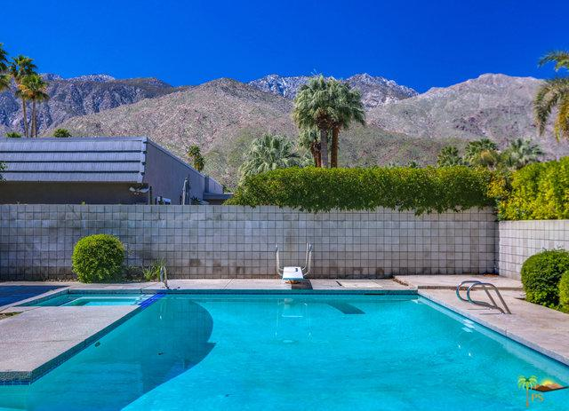 1250 E Marion Way, Palm Springs, CA 92264 (MLS #19444482PS) :: Brad Schmett Real Estate Group