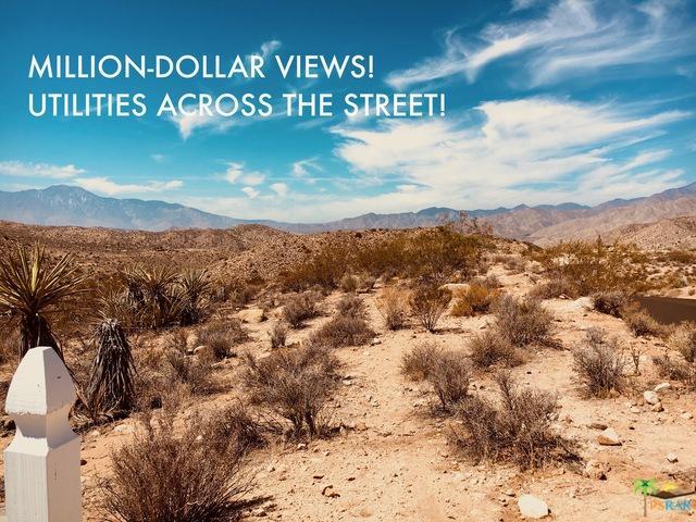54575 Navajo, Yucca Valley, CA 92284 (MLS #19444982PS) :: The John Jay Group - Bennion Deville Homes