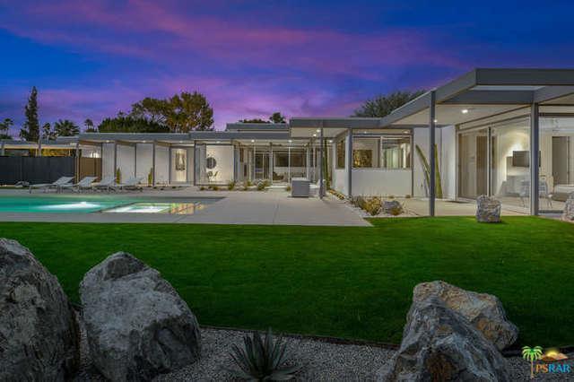1155 E Granvia Valmonte, Palm Springs, CA 92262 (MLS #19445704PS) :: Deirdre Coit and Associates