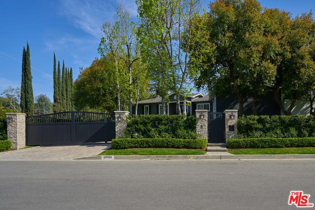 20100 Allentown Drive, Woodland Hills, CA 91364 (MLS #19446152) :: Deirdre Coit and Associates