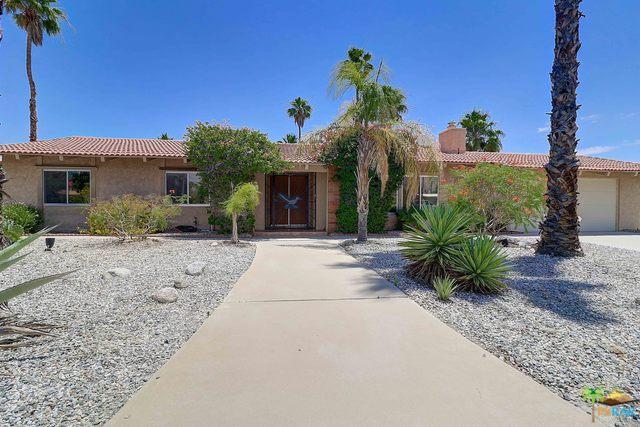 1040 N Cerritos Drive, Palm Springs, CA 92262 (MLS #19446548PS) :: Deirdre Coit and Associates