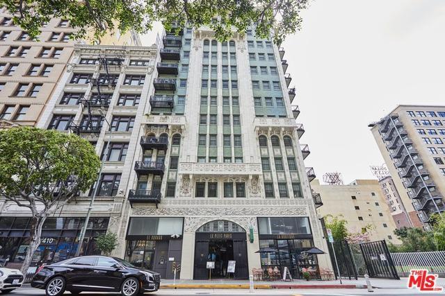 416 S Spring Street #509, Los Angeles (City), CA 90013 (MLS #19447142) :: Deirdre Coit and Associates