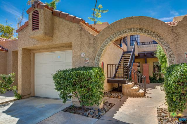 2345 S Cherokee Way #114, Palm Springs, CA 92264 (MLS #19447270PS) :: Hacienda Group Inc