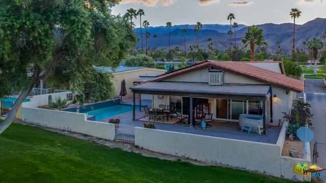 46080 Burroweed Lane, Palm Desert, CA 92260 (MLS #19451166PS) :: The John Jay Group - Bennion Deville Homes