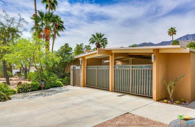 297 N Monterey Road, Palm Springs, CA 92262 (MLS #19453334PS) :: Brad Schmett Real Estate Group