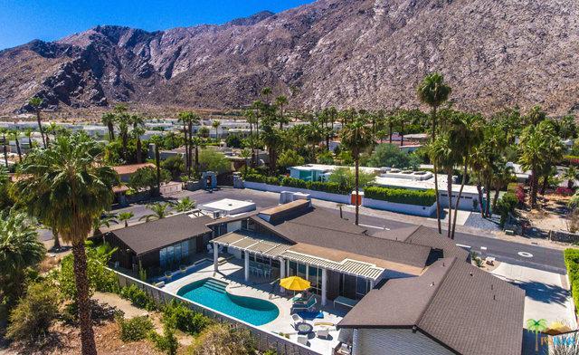 450 S Monte Vista Drive, Palm Springs, CA 92262 (MLS #19453870PS) :: Hacienda Group Inc