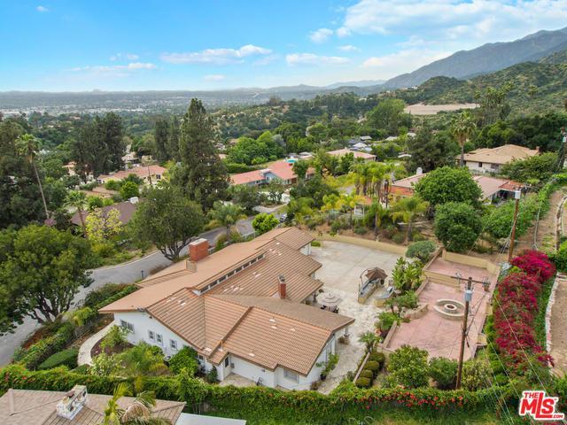2257 Rim Road, Bradbury, CA 91008 (MLS #19454658) :: The John Jay Group - Bennion Deville Homes