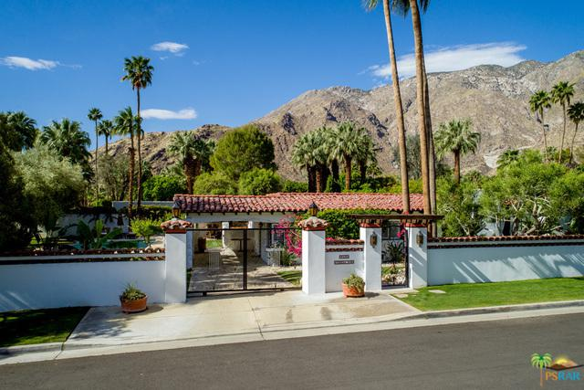 435 W Vereda Sur, Palm Springs, CA 92262 (MLS #19457782PS) :: The John Jay Group - Bennion Deville Homes