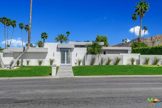 2160 S Calle Palo Fierro, Palm Springs, CA 92264 (MLS #19458236PS) :: Deirdre Coit and Associates