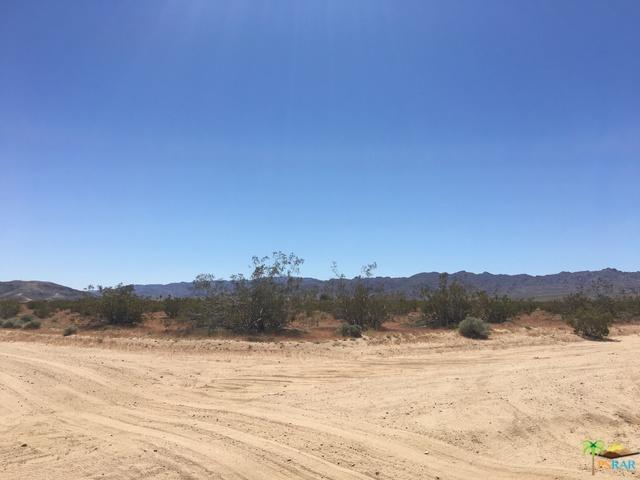 0 Arizona Avenue, Joshua Tree, CA 92252 (MLS #19461554PS) :: Brad Schmett Real Estate Group