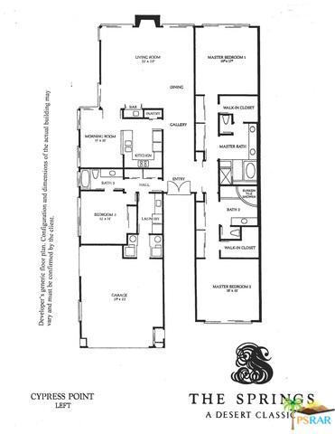1 Barnard Court, Rancho Mirage, CA 92270 (MLS #19462262PS) :: Brad Schmett Real Estate Group