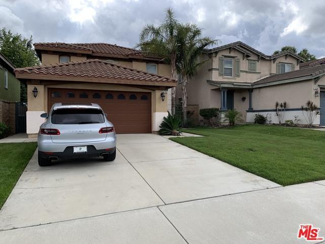 6202 Beth Page Drive, Fontana, CA 92336 (MLS #19462524) :: The John Jay Group - Bennion Deville Homes