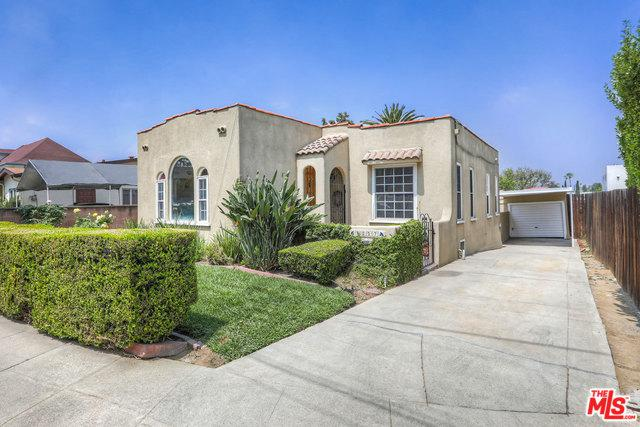 1517 Parmer Avenue, Los Angeles (City), CA 90026 (MLS #19465796) :: The John Jay Group - Bennion Deville Homes
