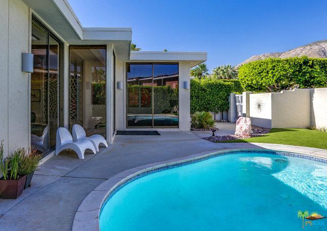 130 W Racquet Club Road #501, Palm Springs, CA 92262 (MLS #19466640PS) :: Brad Schmett Real Estate Group