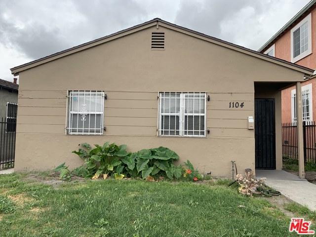 1104 E 113th Street, Los Angeles (City), CA 90059 (MLS #19466760) :: The John Jay Group - Bennion Deville Homes