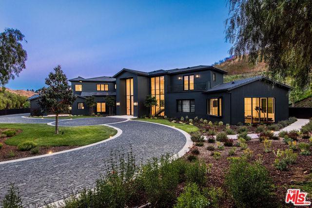 25211 Jim Bridger, Hidden Hills, CA 91302 (MLS #19467946) :: The John Jay Group - Bennion Deville Homes
