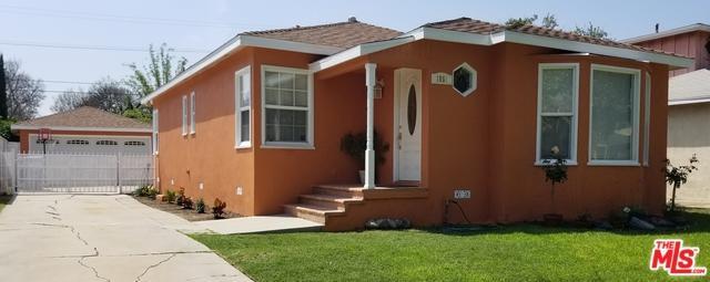 1851 S Orange Grove Avenue, Los Angeles (City), CA 90019 (MLS #19469634) :: The Jelmberg Team