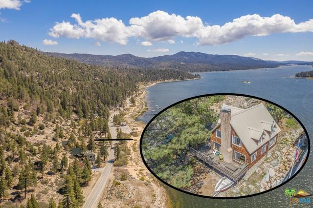 38592 N North Shore Drive, Fawnskin, CA 92333 (MLS #19470252PS) :: The John Jay Group - Bennion Deville Homes