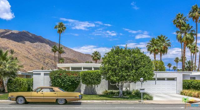 940 E Murray Canyon Drive, Palm Springs, CA 92264 (MLS #19472132PS) :: Brad Schmett Real Estate Group