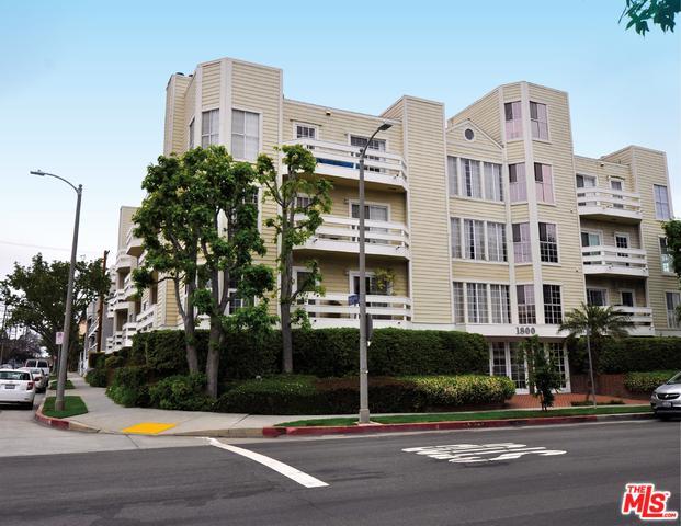 1800 Butler Avenue #103, Los Angeles (City), CA 90025 (MLS #19473616) :: The John Jay Group - Bennion Deville Homes