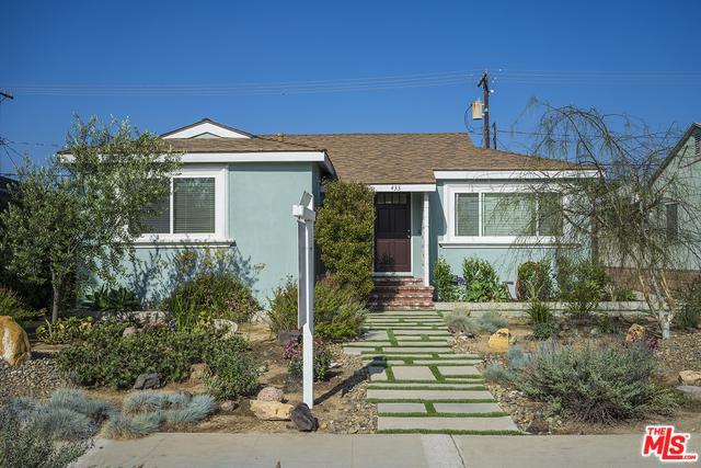 433 N Cordova Street, Burbank, CA 91505 (MLS #19476934) :: The Jelmberg Team