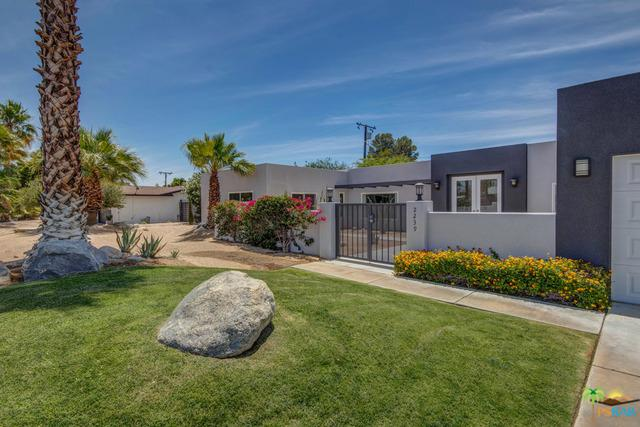 2239 E Powell Road, Palm Springs, CA 92262 (MLS #19476958PS) :: Brad Schmett Real Estate Group