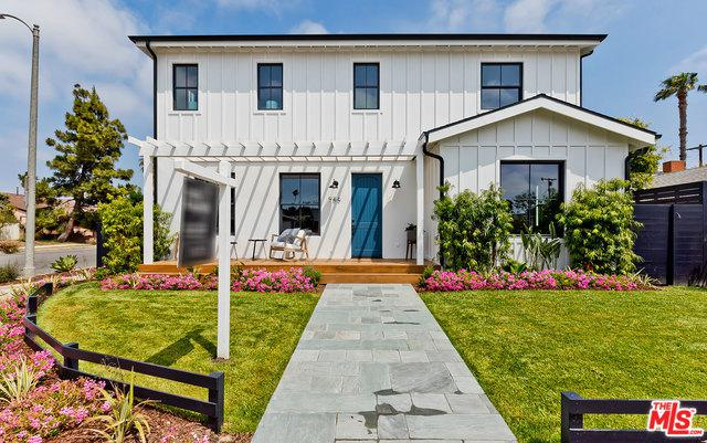 986 Vernon Avenue, Venice, CA 90291 (MLS #19478166) :: The John Jay Group - Bennion Deville Homes