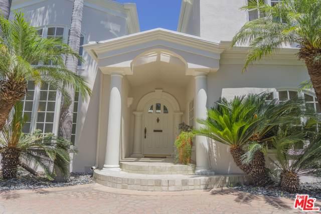 232 S Swall Drive, Beverly Hills, CA 90211 (MLS #19487132) :: Hacienda Group Inc