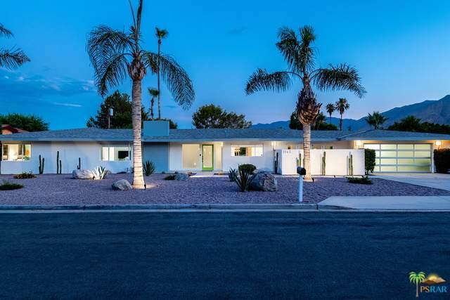 1143 E Via Altamira, Palm Springs, CA 92262 (MLS #19488220PS) :: Deirdre Coit and Associates