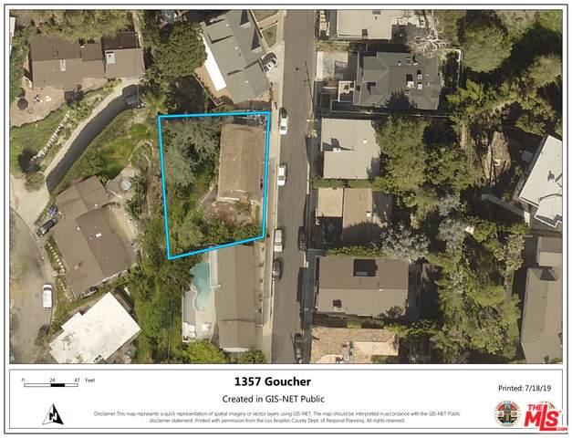1357 Goucher Street, Pacific Palisades, CA 90272 (MLS #19488934) :: Hacienda Group Inc
