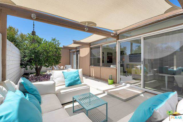 754 E Vista Chino, Palm Springs, CA 92262 (MLS #19489116PS) :: Hacienda Group Inc