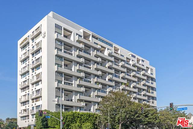 10375 Wilshire Boulevard 5E, Los Angeles (City), CA 90024 (MLS #19489972) :: Deirdre Coit and Associates