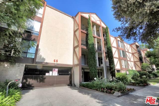65 N Allen Avenue #314, Pasadena, CA 91106 (MLS #19491212) :: Hacienda Group Inc