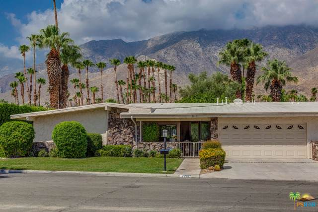 2219 S Madrona Drive, Palm Springs, CA 92264 (MLS #19493440PS) :: Hacienda Group Inc